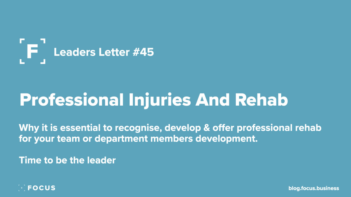 Professional Injuries & Rehab