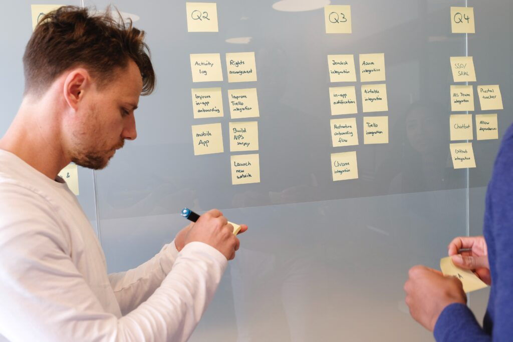 Typical product roadmaps need improving but helping to guide new teams will be essential to helping your business to succeed